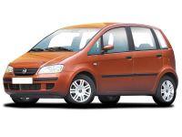 Кузовные запчасти FIAT Idea
