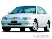 Кузовные запчасти KIA Sephia