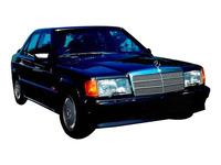 Кузовные запчасти MERCEDES-BENZ 190 (W201)