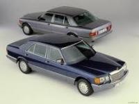 Кузовные запчасти MERCEDES-BENZ S (W126)