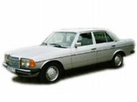 Кузовные запчасти MERCEDES-BENZ W123