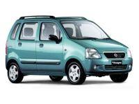 Кузовные запчасти SUZUKI Wagon R+ (MM)