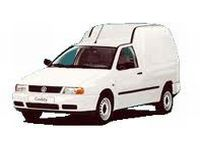 Кузовные запчасти VW Caddy II