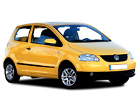 Кузовные запчасти VW Fox (5Z1)