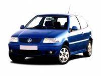 Кузовные запчасти VW Polo (6N2)
