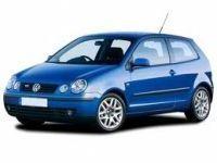 Кузовные запчасти VW Polo (9N)