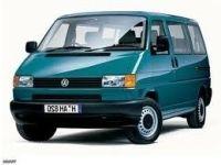 Кузовные запчасти VW Transporter IV