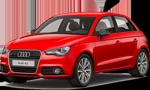 Запчасти для ТО AUDI A1 Sportback (8XA)