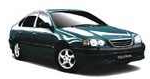 Запчасти для ТО TOYOTA Avensis хэтчбек (T220)
