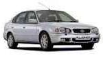 Запчасти для ТО TOYOTA Corolla седан (E110)