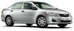 Запчасти для ТО TOYOTA Corolla седан (E150)