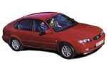 Запчасти для ТО TOYOTA Corolla хэтчбек  (E110)