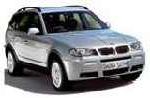 Запчасти для ТО BMW X3 (E83)