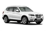 Запчасти для ТО BMW X3 (F25)